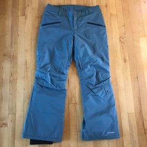 Columbia Lined Snow Pants